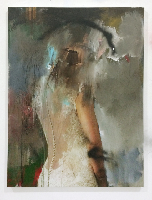 Dustin Pevey, 'Untitled (Bride 4)', 2014, BILL BRADY GALLERY