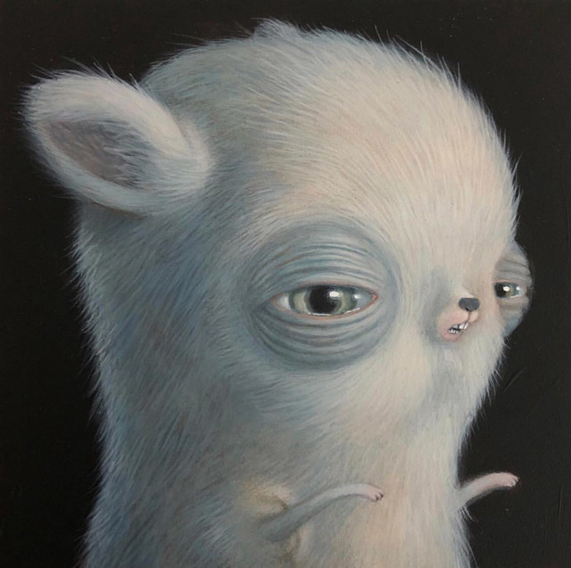 , 'Right Facing Mouse,' 2018, Beinart Gallery