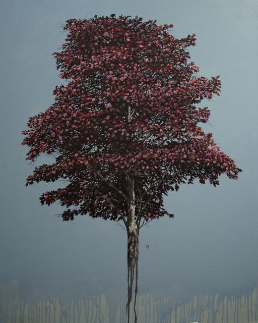 , 'Red Maple,' 2016, Abbozzo Gallery