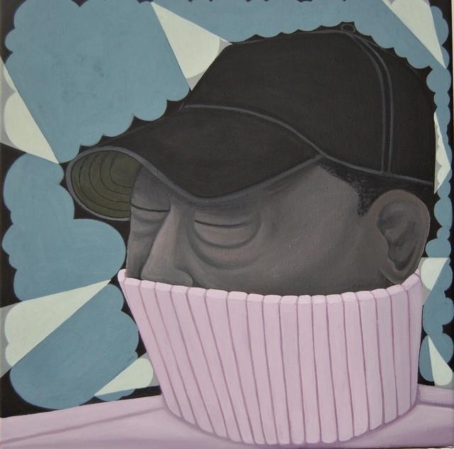 , 'Pink Turtleneck,' 2018, 532 Gallery Thomas Jaeckel