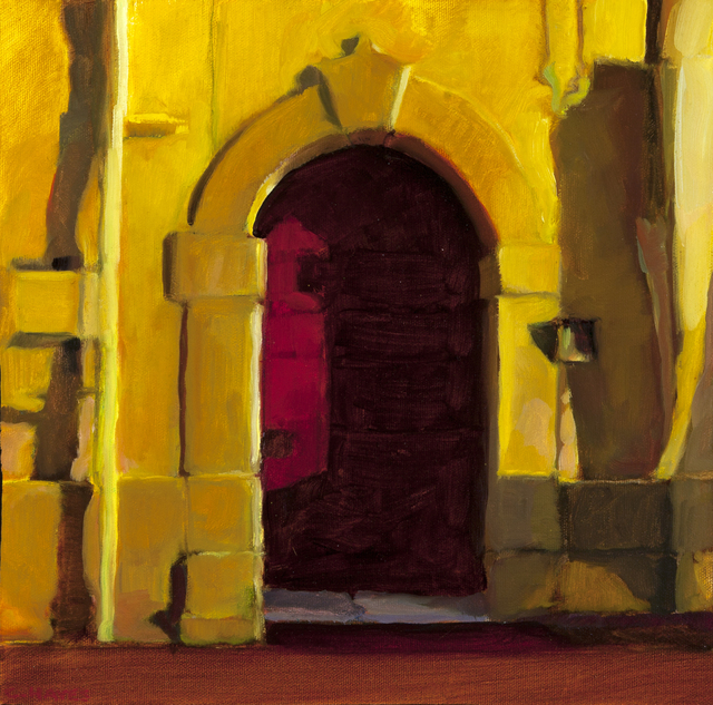 , 'Red Door, Civita,' , Dowling Walsh