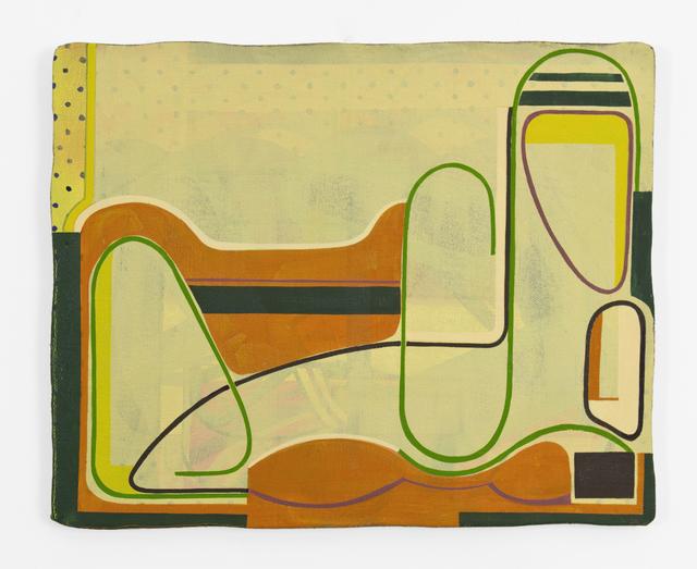 , 'Gem Clip,' 2016, FRED.GIAMPIETRO Gallery