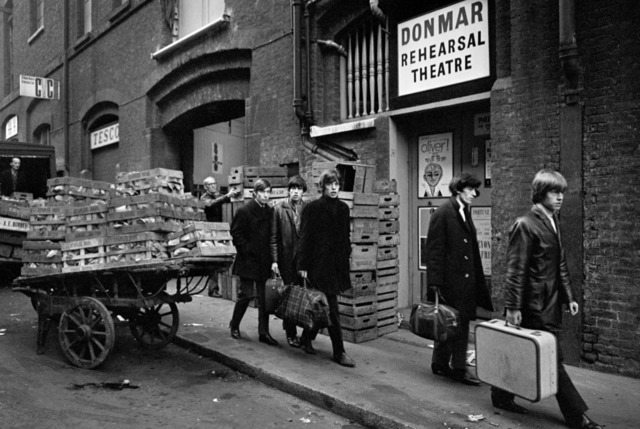 , 'The Rolling Stones Donmar Rehearsal Theater,' 1963, Gallery 270