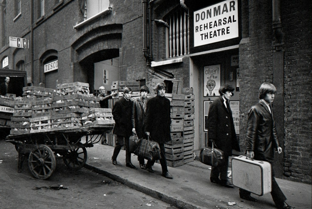 The Rolling Stones Donmar Rehearsal Theater