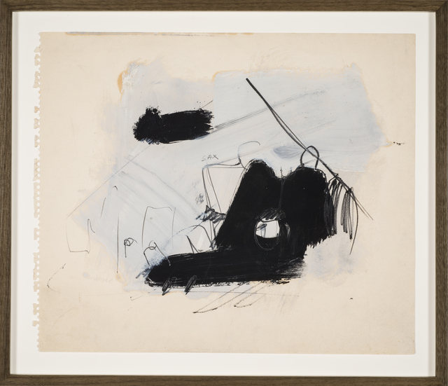 , 'At the Jazz Gallery,' 1960, 101/EXHIBIT