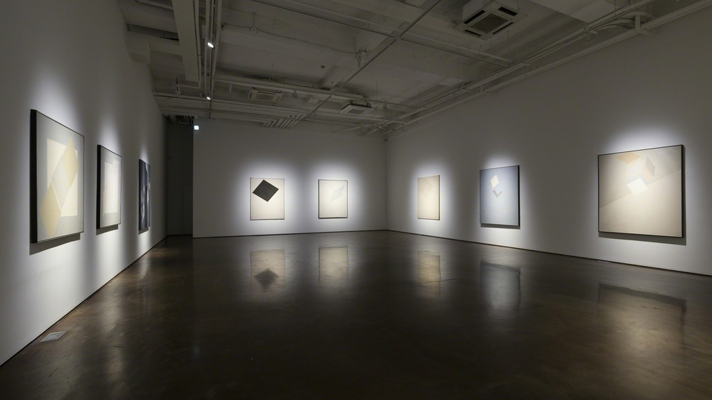 """Installation view of """"SUH Seung-Won, A Half Century of Endeavor and Serenity"""", ARARIO GALLERY, Seoul, Korea, 2018"""