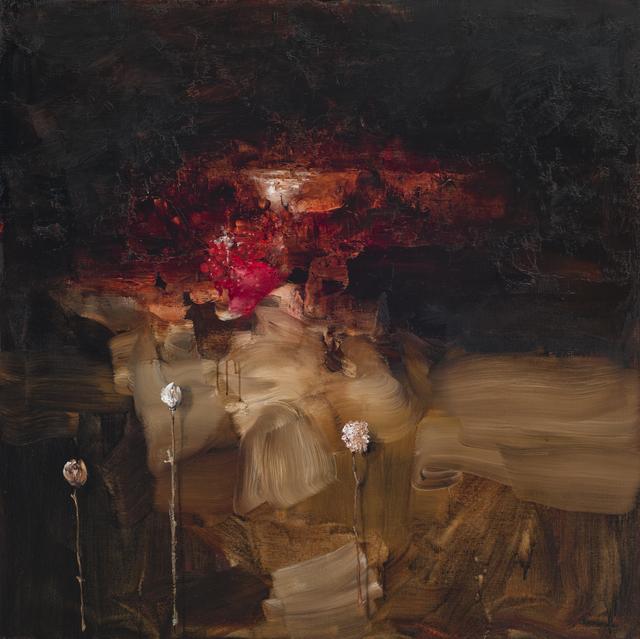 , 'Merisi in Black and White,' 2019, Galerie de Bellefeuille