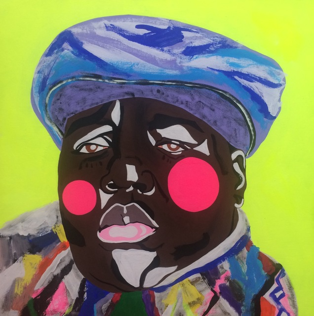 , 'Biggie Biggie,' 2015, Subliminal Projects