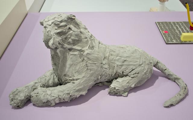 , 'Shack up with... La tempura de tigre,' 2014, Mario Mauroner Contemporary Art Salzburg-Vienna