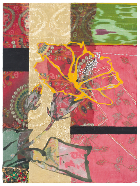 , 'Crazy Quilt,' 2018, DC Moore Gallery