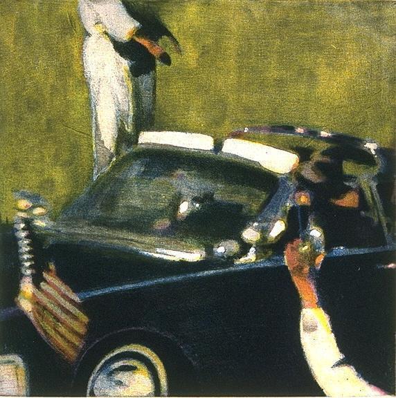 , 'Flag,' 1994, Paulson Fontaine Press