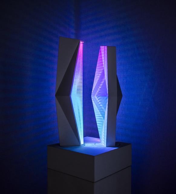 , '2 Elements 02  ,' 2017, Galerie La Ligne