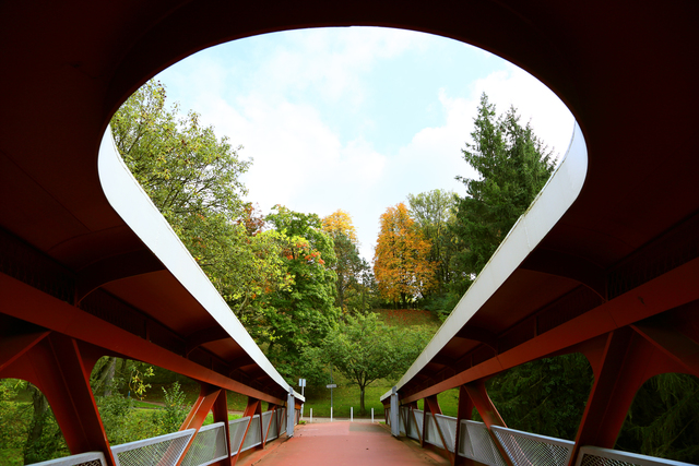 , 'Esch-sur-Alzette Footbridge, Grand Duchy of Luxembourg,' 2013, Laurence Miller Gallery