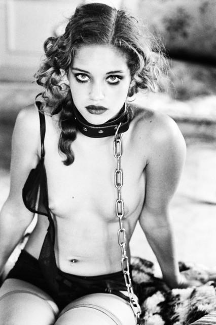 Ellen von Unwerth, 'Girl in chain', Immagis Fine Art Photography