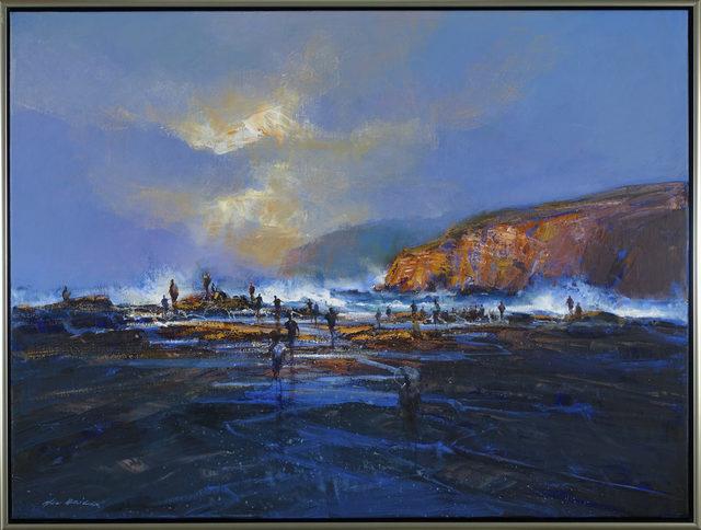 , 'Shoreline,' 2018, Wentworth Galleries