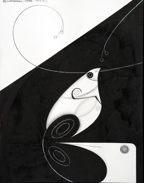 Eugene James Martin, 'Untitled', 1986-1987, Eugene Martin Estate
