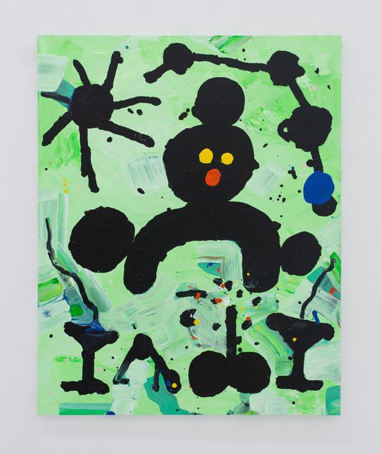 , 'Pompom Master,' 2015, The Hole