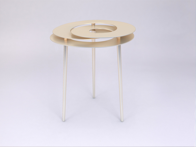 , 'Rollercoaster Small Table,' 2016, Gallery ALL