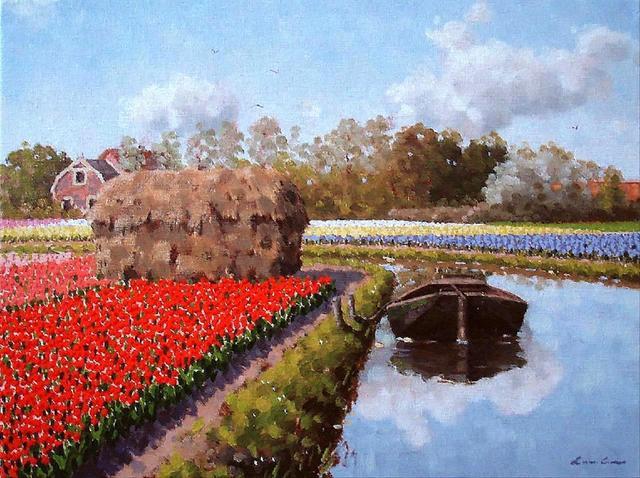 , 'Sand barge at Noordwijkerhout,' , ArtBoutique