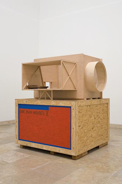 , 'One Man House III,' 2005, Moderna Museet