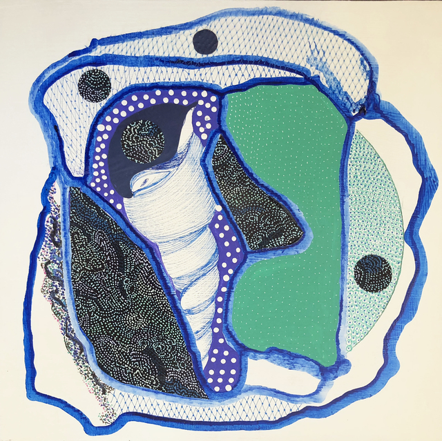Dee Shapiro, 'See the Shell', 2018, Ro2 Art