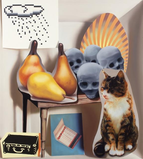 David Elliott, 'Suitcase / Valise', 2011, Joyce Yahouda Gallery