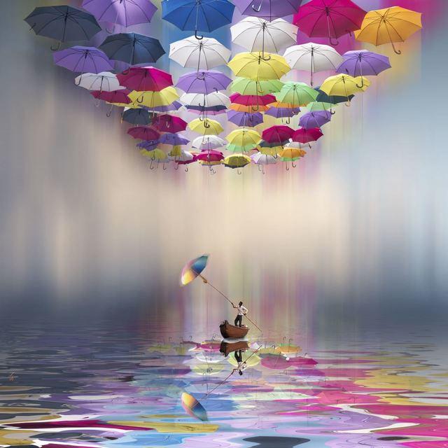 , 'Colorer le monde: transcender ,' , Simard Bilodeau Contemporary