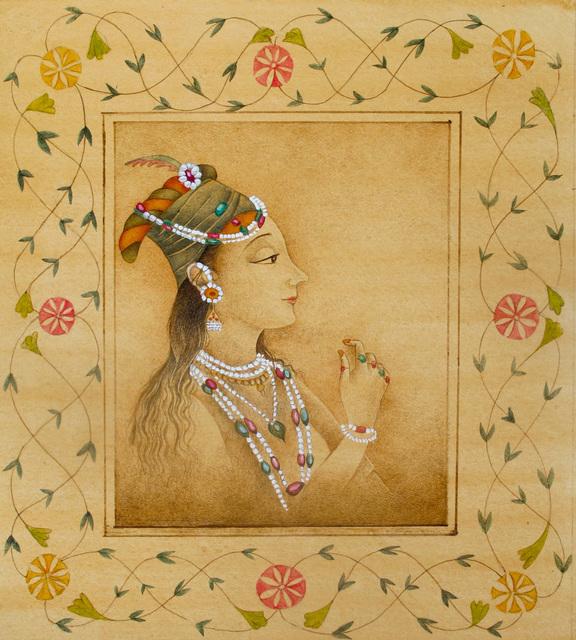 , 'Mughal Princess,' 2014, Cynthia Corbett Gallery