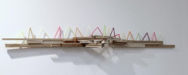 , 'Rhythm Change,' 2013, Ani Molnár Gallery