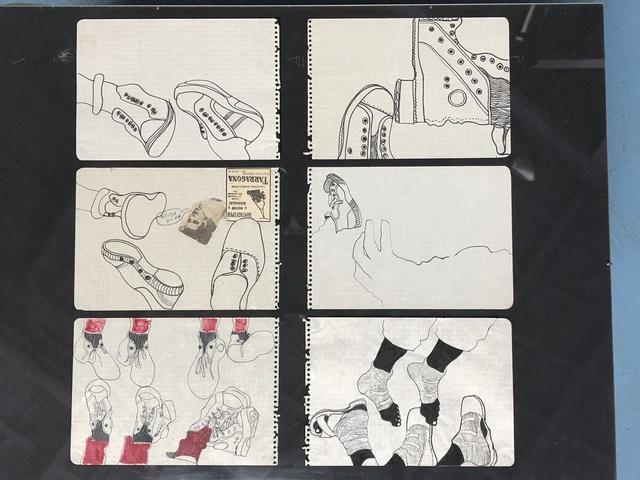 , 'Cuaderno Castillejos #8,' 1965, Henrique Faria Fine Art