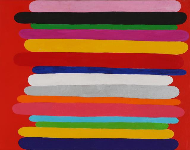 , '5766,' 2013, Tibor de Nagy