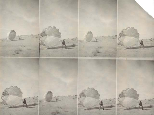 Stefanie Schneider, 'A Vision you can't Capture (29 Palms, CA)', 2007, Photography, Analog C-Print, hand-printed by the artist on Fuji Crystal Archive Paper, based on a Polaroid, mounted on Aluminum with matte UV-Protection, Instantdreams