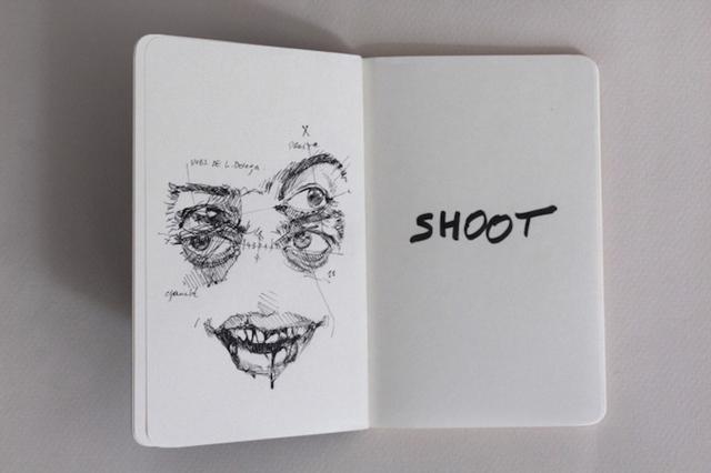 , 'Notebook No.III,' 2016, Selma Feriani Gallery