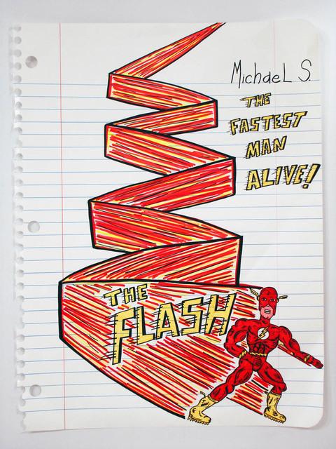 , 'Flash,' 2012, g.gallery