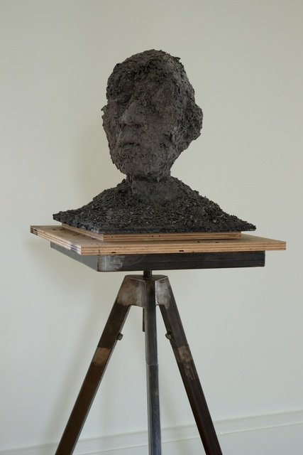, 'Ash Head No. 16,' 2007, Storm King Art Center