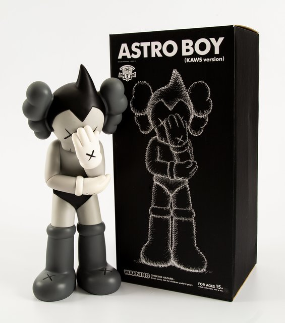 KAWS, 'Astro Boy (Grey)', 2012, Heritage Auctions