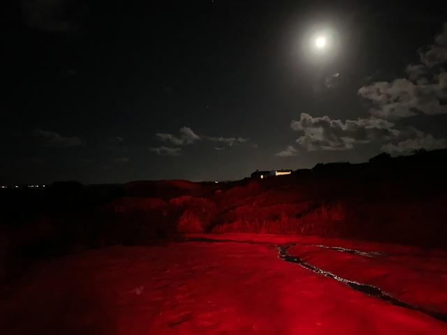 , 'Luna Roja,' 2019, Jorge Mara - La Ruche
