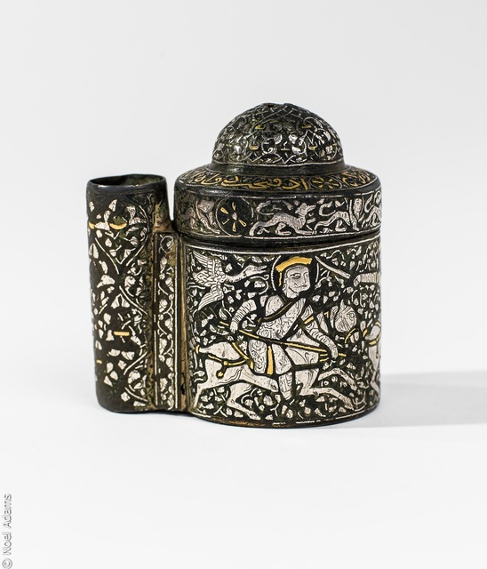 , 'Inkwell,' ca. 1275, Dallas Museum of Art