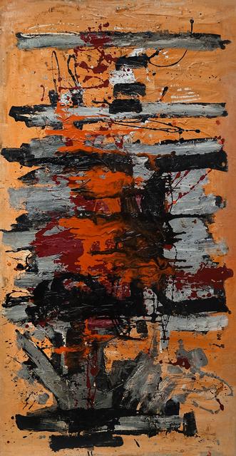 , 'Orange Sentinel,' 1965-1969, Hollis Taggart