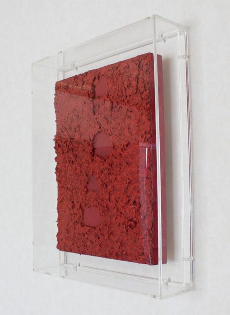 Chiyu Uemae, 'work', 2003, Painting, Mixed media, art gallery Komori