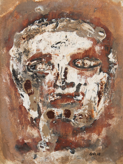 , 'Head XV,' 1959, Jerome Zodo Gallery