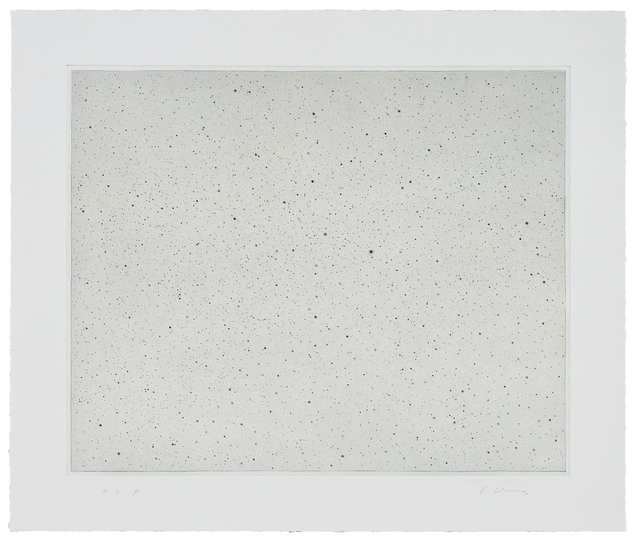 Vija Celmins, 'Night Sky 1 (Reversed)', 2002, Print, 3-color photogravure/aquatint/photo etching/drypoint, Gemini G.E.L. at Joni Moisant Weyl