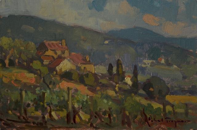 , 'Tuscan Farm,' , J. Cacciola Gallery