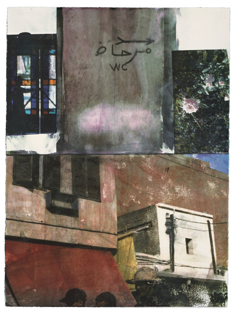 Robert Rauschenberg, 'Appointment', 2000, Print, 16 color screenprint, Gemini G.E.L.