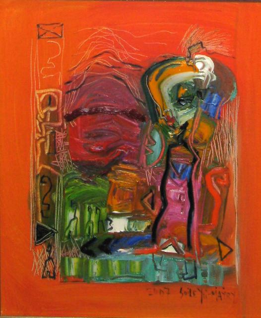 Soile Yli-Mäyry, 'Burnging Dream', 2008, Walter Wickiser Gallery