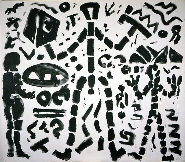 , 'Übergang (Transition),' 1981, Suzanne Tarasieve