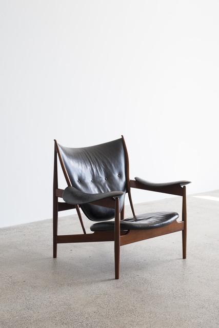 , 'Chieftain chair,' 1949, Galleri Feldt