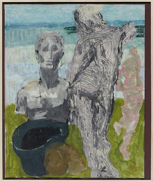 , 'Arkadien - Circe.,' 2013, Henze + Ketterer