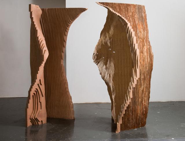 , 'Okoumé V,' 2016, Zemack Contemporary Art