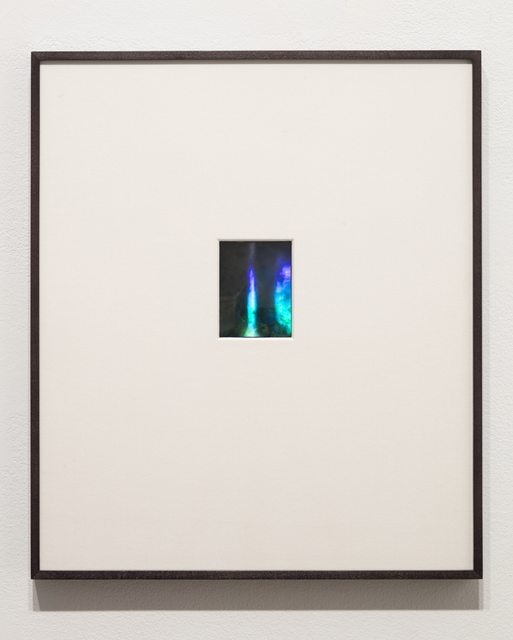 , '(untitled) redshift,' 2016, Susan Hobbs Gallery